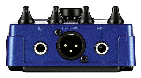 BEHRINGER V-TONE GUITAR GDI21 Guitar Amp Modeler/Direct Recording Preamp/DI Box