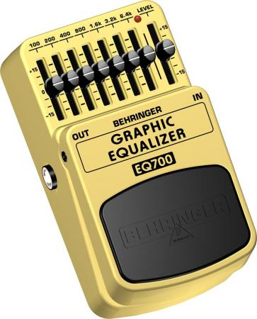 BEHRINGER GRAPHIC EQUALIZER EQ700 Ultima, discoland.fi