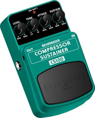 BEHRINGER COMPRESSOR/ SUSTAINER CS400 Ul, discoland.fi