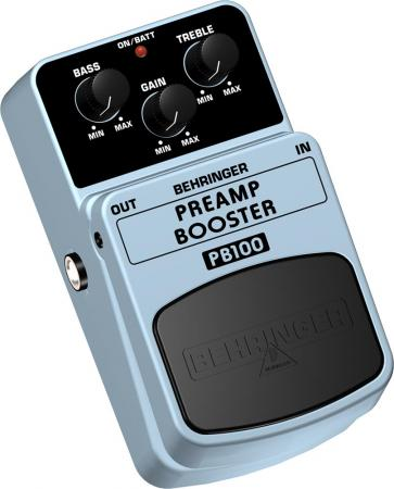 BEHRINGER PREAMP/BOOSTER PB100 Preamplif, discoland.fi