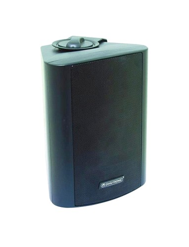 OMNITRONIC WPS-4S PA wall speaker black , discoland.fi