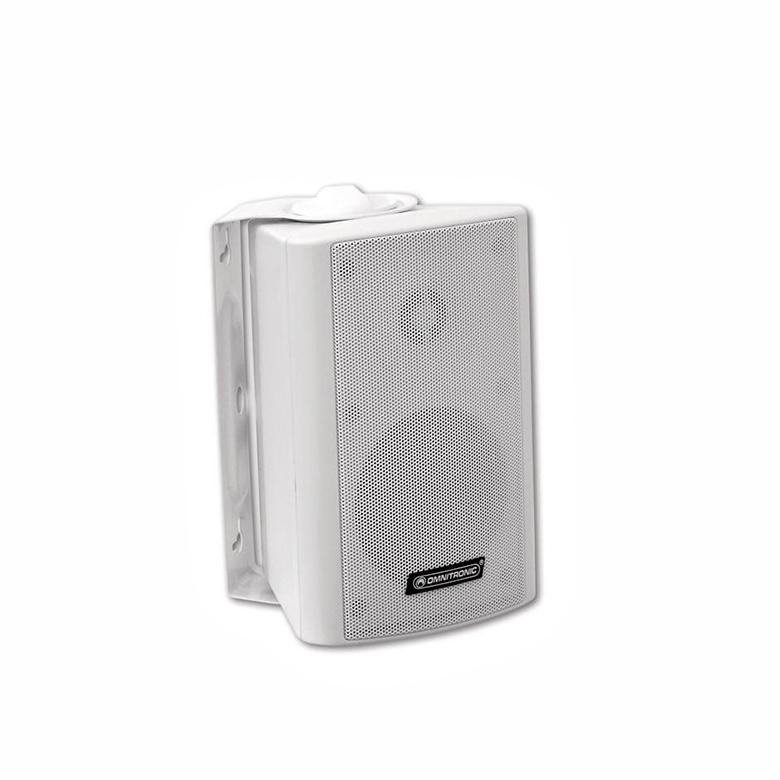 OMNITRONIC WPS-4S PA wall speaker white , discoland.fi