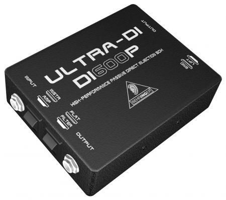 BEHRINGER ULTRA-DI DI600P Passiivinen DI, discoland.fi