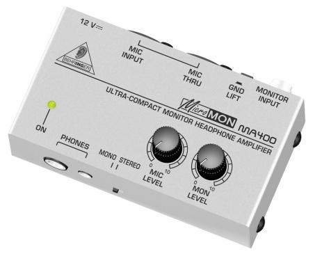 BEHRINGER MICROMON MA400, Kompakti monit, discoland.fi