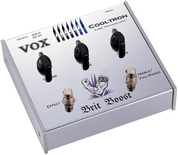 VOX Brit Boost Cooltron BT