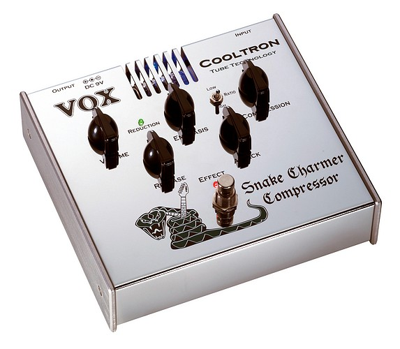 VOX Snake Charmer Compressor Cooltron CO, discoland.fi