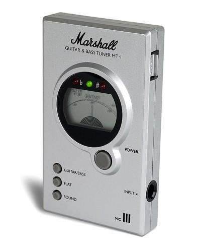 MARSHALL MT-1 Digitaalinen viritysmittar, discoland.fi