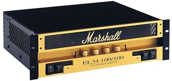 MARSHALL EL34 100/100 2 x 100W 2 x 100W , discoland.fi