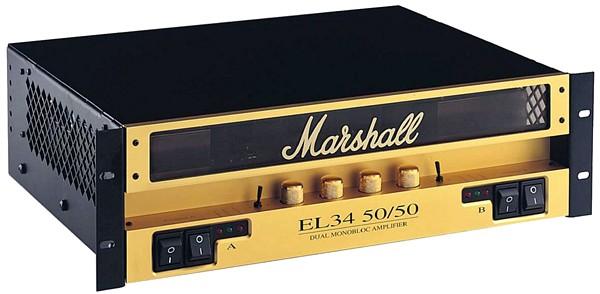 MARSHALL EL34 50/50 2 x 50W 2 x 50W räk, discoland.fi