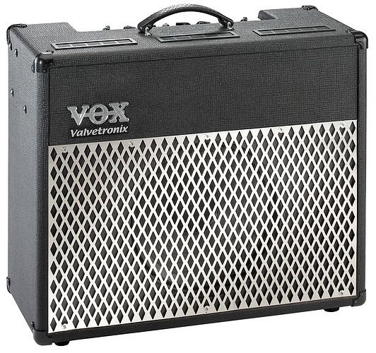 VOX AD50VT 212, Mallintava 2 x 50W vahvi, discoland.fi