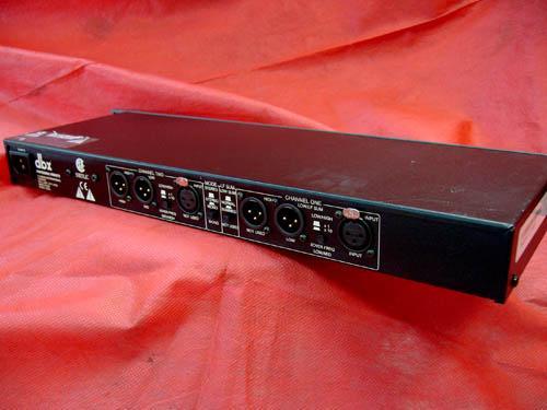DBX 223XL Stereo Jakosuodin 2-way/mono 3-way crossover XLR-liitännöin, Tämä laadukas jakosuodin jättää sinulle mietittäväksi vain muun audio kokoonpanon!