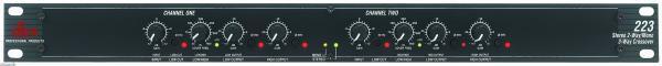 DBX 223XL Stereo Jakosuodin 2-way/mono 3, discoland.fi