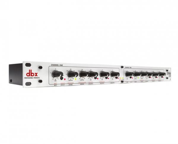 DBX 234XS Jakosuodin Stereo 2/3, mono 4-, discoland.fi