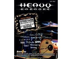 KARAOKE DVD Heavykaraoke: Hits from Spinefarm karaoke DVD sisältää kapplaeet 1. NIGHTWISH- EVER DREAM 
