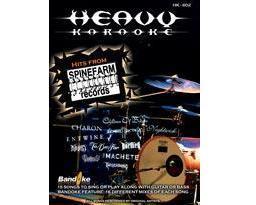 KARAOKE DVD Heavykaraoke: Hits from Spin, discoland.fi