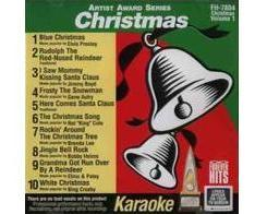 KARAOKE DVD Christmas Vol.1