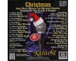 KARAOKE DVD Christmas Karaoke DVD(loppu), discoland.fi