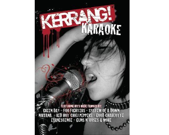 KARAOKE DVD Kerrang, discoland.fi