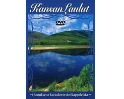 KARAOKE DVD POISTUNUT.... TUOTE....Kansa, discoland.fi