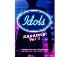 KARAOKE DVD Idols Kotikaraoke Vol 1 kara, discoland.fi