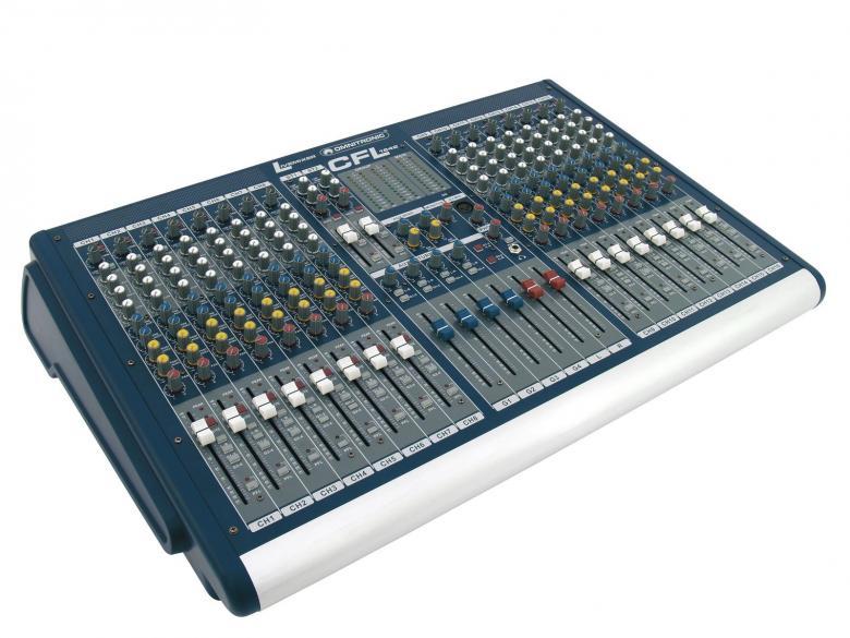 OMNITRONIC CFL-1642 on laadukas mikseri , discoland.fi