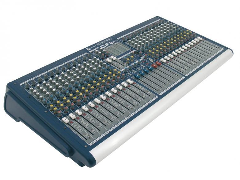 OMNITRONIC CFL-2442 on laadukas mikseri , discoland.fi