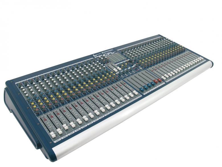 OMNITRONIC CFL-3242 on laadukas mikseri , discoland.fi