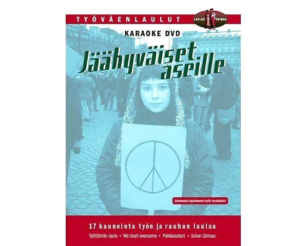 KARAOKE DVD Jäähyväiset aseille Kotik, discoland.fi