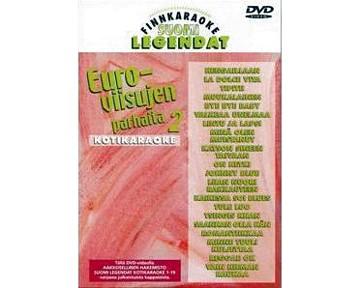 FINNKARAOKE LoppU!18. Euroviisut 2 (DVD), discoland.fi