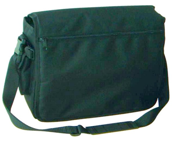 OMNITRONIC Record bag FB-40, black, discoland.fi