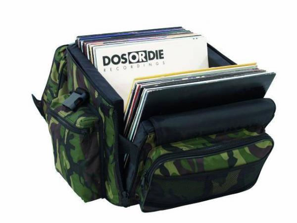 OMNITRONIC Record bag FB-90FS cm#1, Pure, discoland.fi