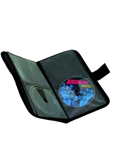 OMNITRONIC CD-bag FB-24 cm#1, CD-kotelo 24 levylle