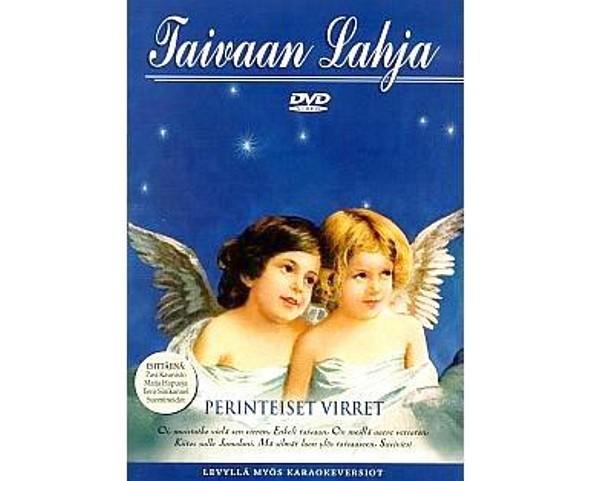 KARAOKE DVD Taivaan Lahja , LOPPU!!!, discoland.fi