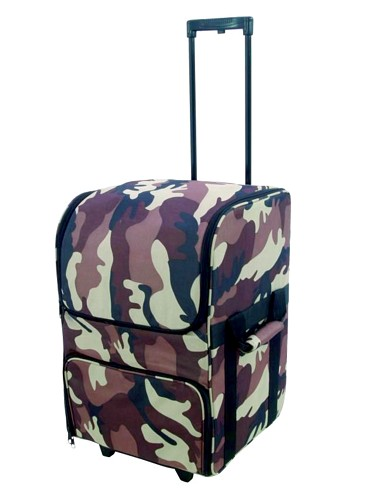 OMNITRONIC Combo-bag FB40/60T cm#14, Comfortable transportation alternative for records and CDs!