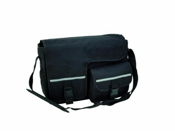 OMNITRONIC Universal bag 1 black, Convenient all-rounder!