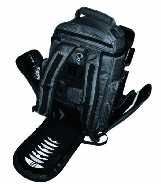 OMNITRONIC Very Practical & Purposed bag 2 cm#1, Todella käytännöllinen ja monipuolinen reppu!