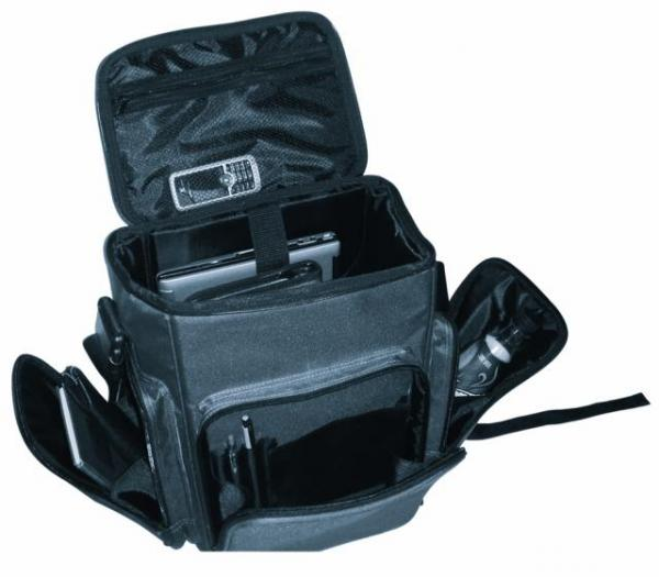 OMNITRONIC Very Practical & Purposed bag 2 cm#13, Todella käytännöllinen ja monipuolinen reppu!