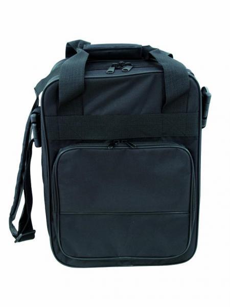 OMNITRONIC CD-player/mixer-bag 1 black, CD soittimen tai Mikserin kuljetuslaukku 25,4cm leveille laiteille!