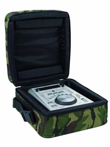 OMNITRONIC CD player/mixer bag 2 cm#1, f, discoland.fi