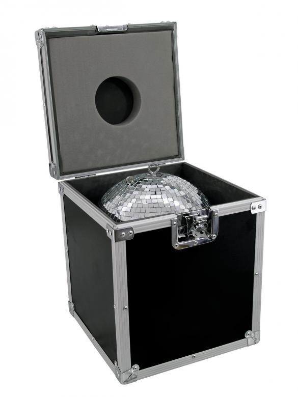 OMNITRONIC Kuljetuslaatikko 30cm peilipa, discoland.fi