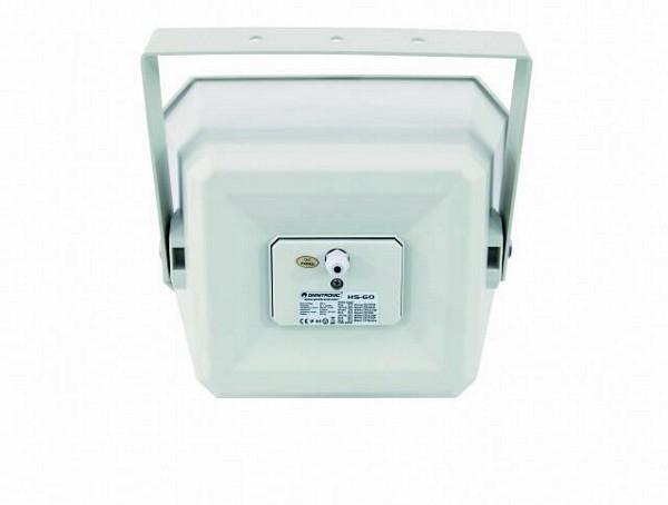 OMNITRONIC HS-60 PA horn speaker 3.5/4.5/9//12.5/25/50W RMS