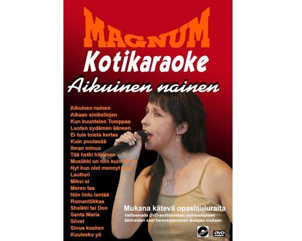 MAGNUM Magnum Kotikaraoke Iskelmä Vol.9, discoland.fi