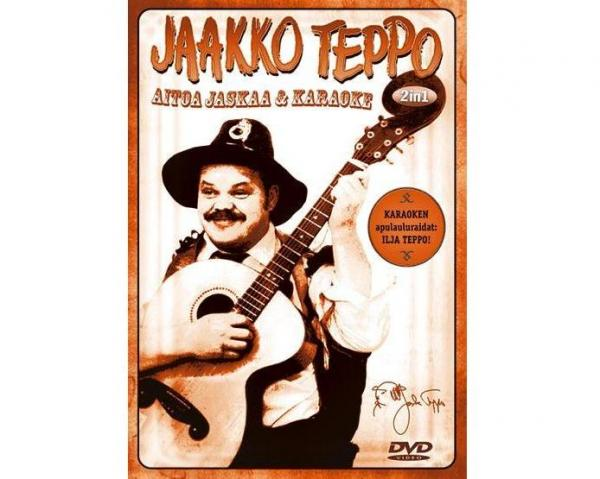 KARAOKE DVD Loppu!!Jaakko Teppo, discoland.fi