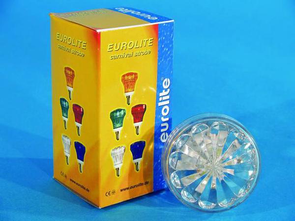EUROLITE LED-karnevaalistrobo, kirkas, a, discoland.fi