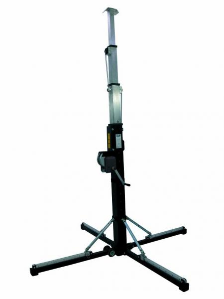 EUROLITE STC-600/180 mobile alu-stand, Ideal for mobile, professional lighting-systems or PA-systems