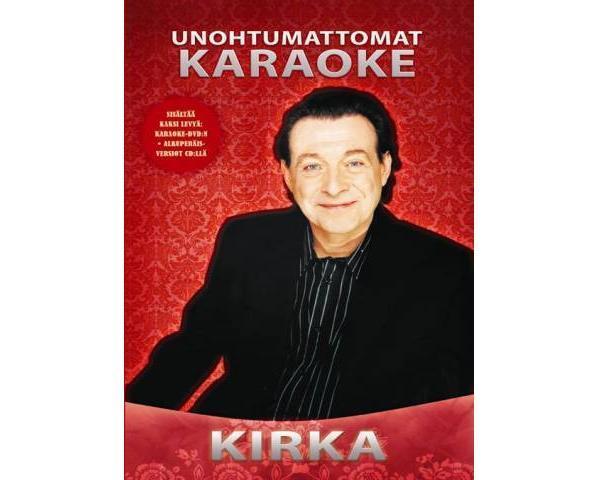 KARAOKE DVD Poisto!Unohtumattomat-Karaok, discoland.fi
