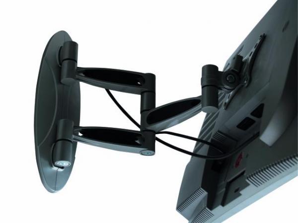 DLVS LCD kiinnike LSHS-32, 25 kg, VESA standard 10 - 32