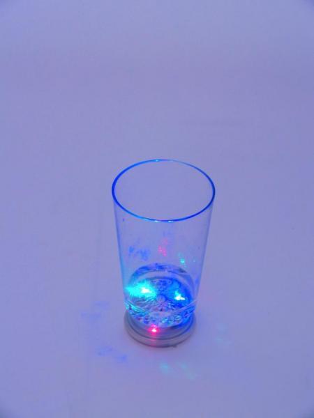 EUROLITE LED glass 15,5cm approx 250ml l, discoland.fi