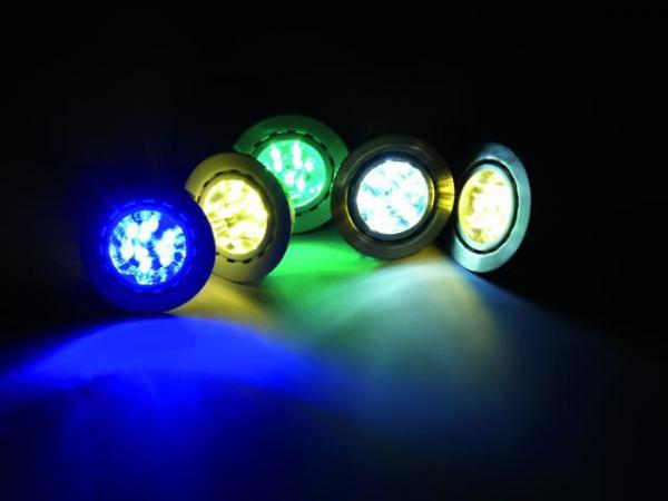 EUROLITE LED DL-6 3200K 10° Ceiling light 6 x 3W LEDs