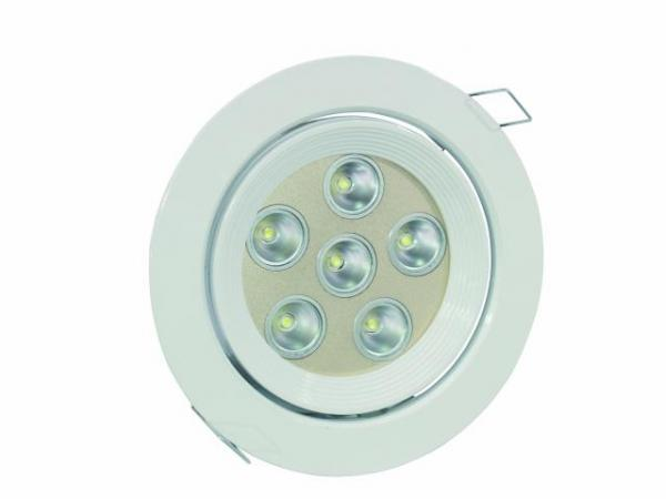 EUROLITE LED DL-6 3200K 40° Ceiling light 6 x 3W LEDs
